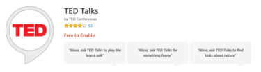 Ted-Talks-Alexa-Skill