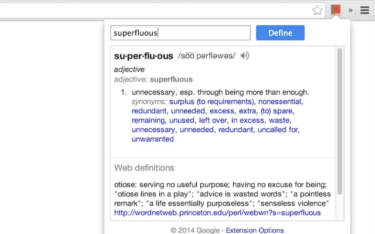google-dictionary-plug-in